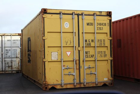 Back to basics: How to open and close shipping container doors