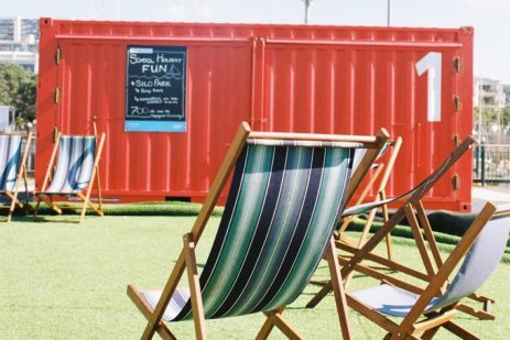 Containers: the catch-all solution for your outdoor events