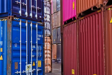 The benefits of using containers for a self-storage business