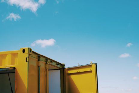 Cabin Fever: How to create your own container office