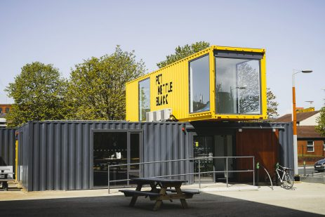 Do you pay business rates on shipping containers?