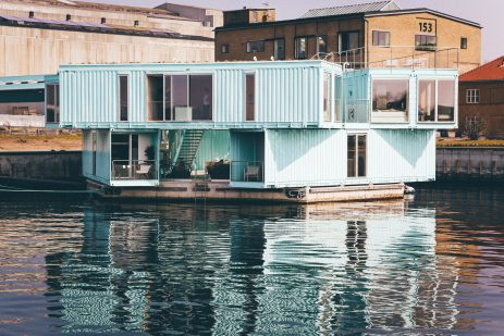 Can I get a mortgage on a shipping container home?
