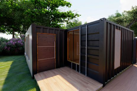 Shipping Container Sheds: The Ideal Garden Storage
