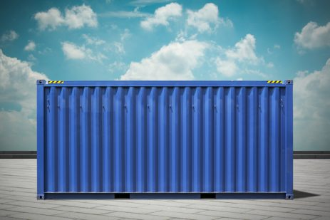 Keeping the outside, outside: How weather-proof are shipping containers?
