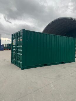 Used 20ft Store - Green 1